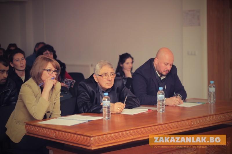 В Общината: Пашова и Стойкова- началници. Поемат културата и социалните дейности