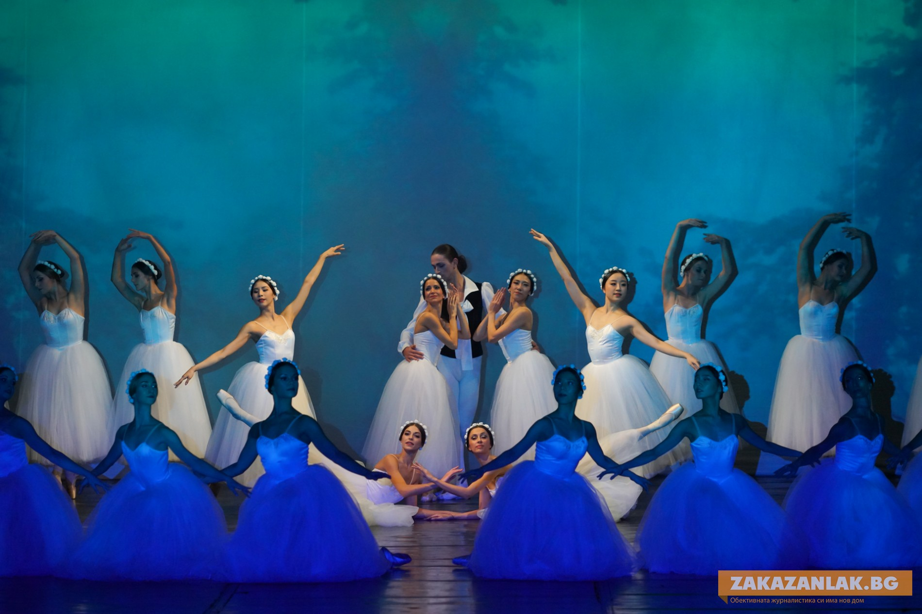 Балетни шедьоври на сцената на Операта