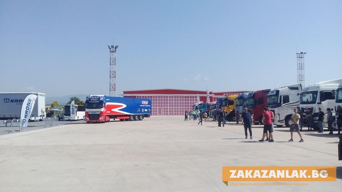 Показват последен писък автомобили на TRUCK EXPO 2020
