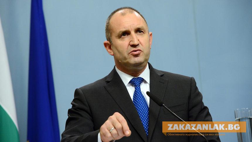 ОБНОВЕНА! Президентът налага вето на част от мерките в закона за извънредното положение!