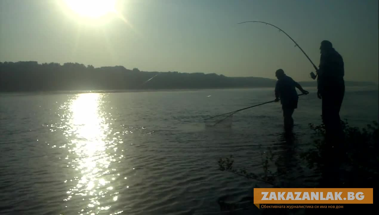 Забраняват риболова в реките до края на 2021 година