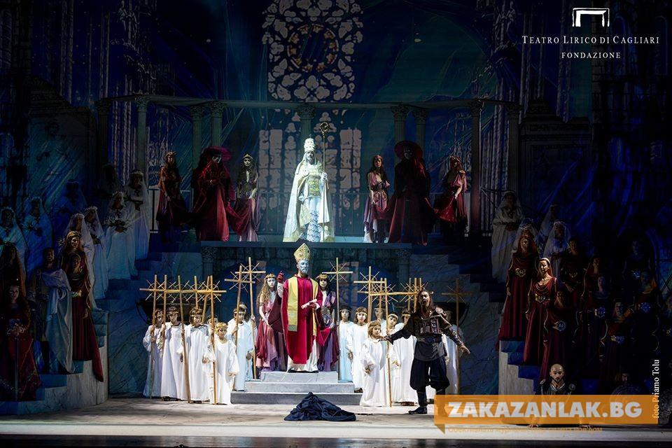 """""""Атила"""" на Античния форум"""