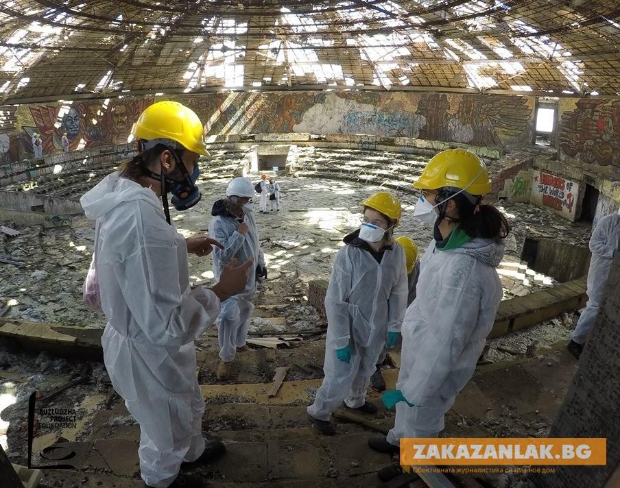 Възстановяват мозайките в Паметника на Бузлуджа