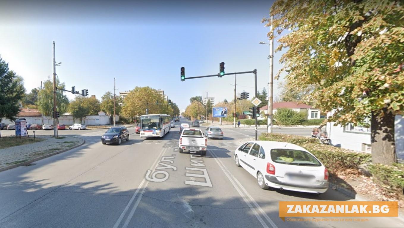 Ремонт на светофарните уредби в Казанлък