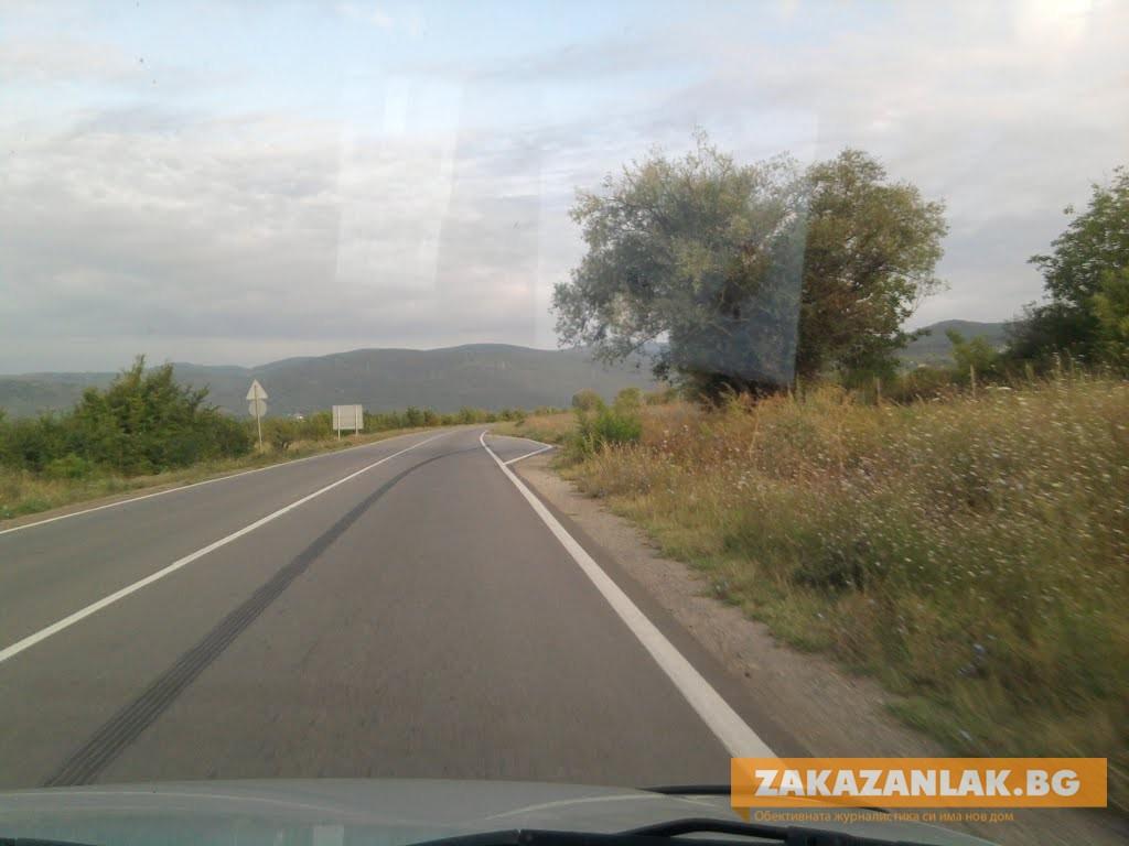 Ограничава се движението около Стара Загора