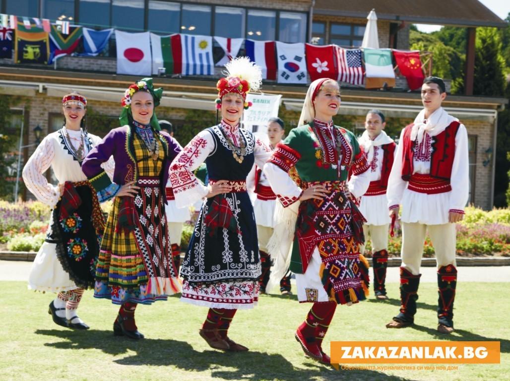 В Япония откриват 20-ия Световен български фестивал