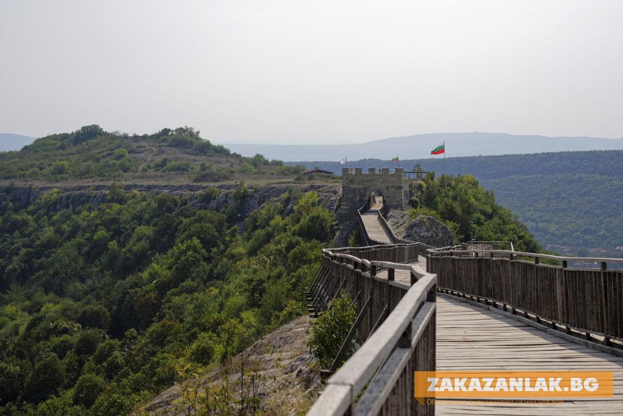 Пет крепости в България – исторически и архитектурни забележителности