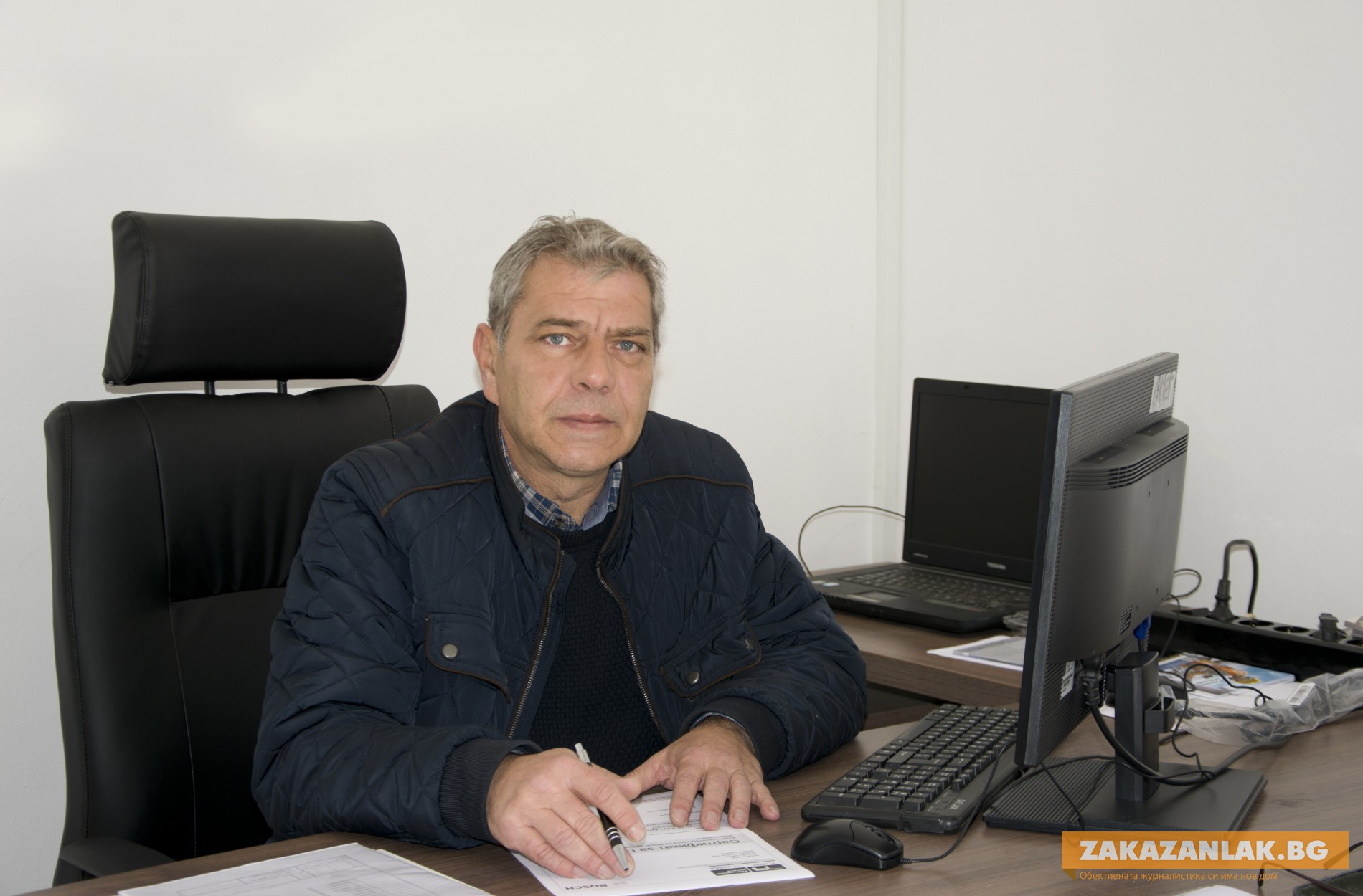 Николай Шишков: Бъдещето е в техническите средства за охрана
