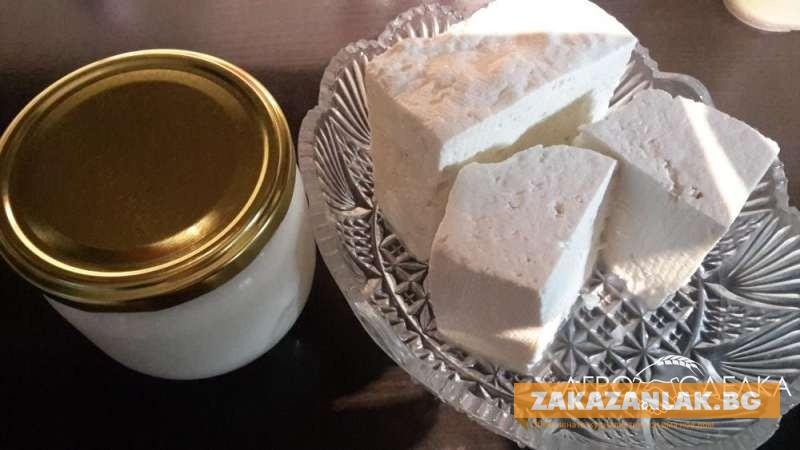 Българското кисело мляко и саламурено сирене да бъдат защитени продукти