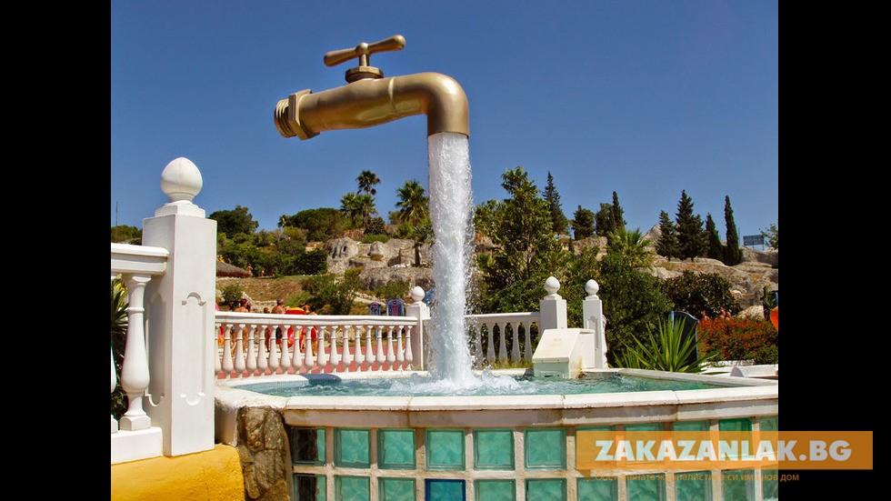 Най-красивите фонтани в света