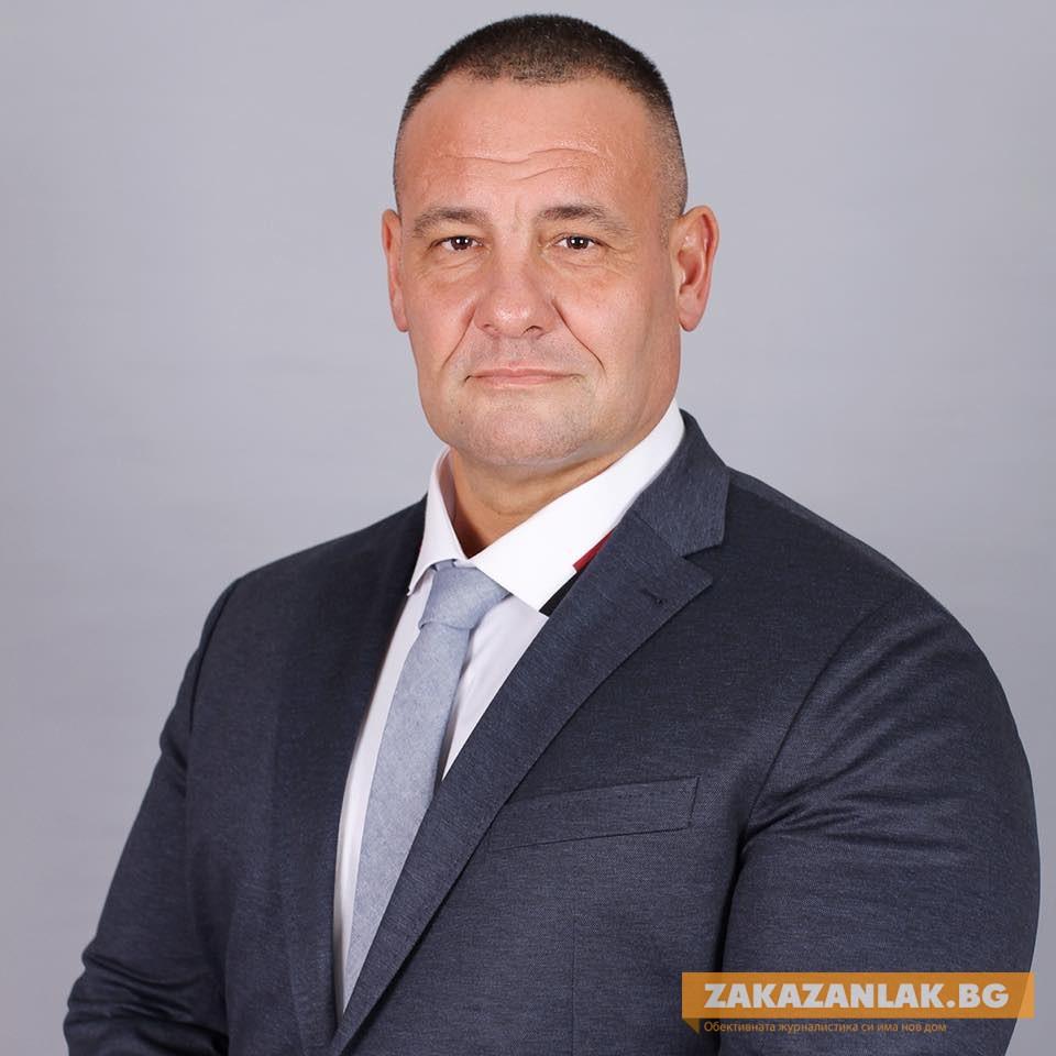 Д-р Душо Гавазов - новият кмет на Мъглиж