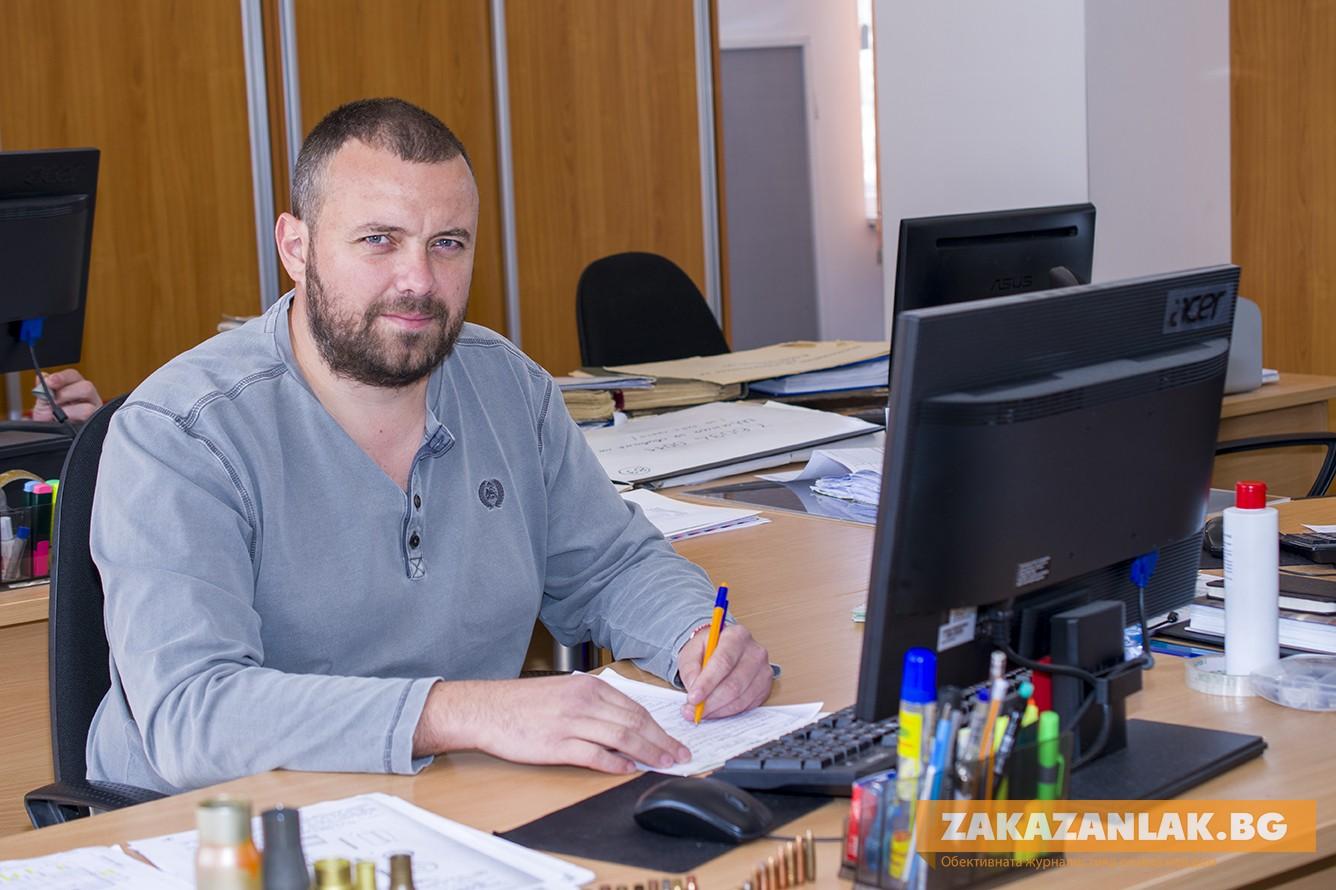 Нова генерация: Стефан Загоров от КТО-2