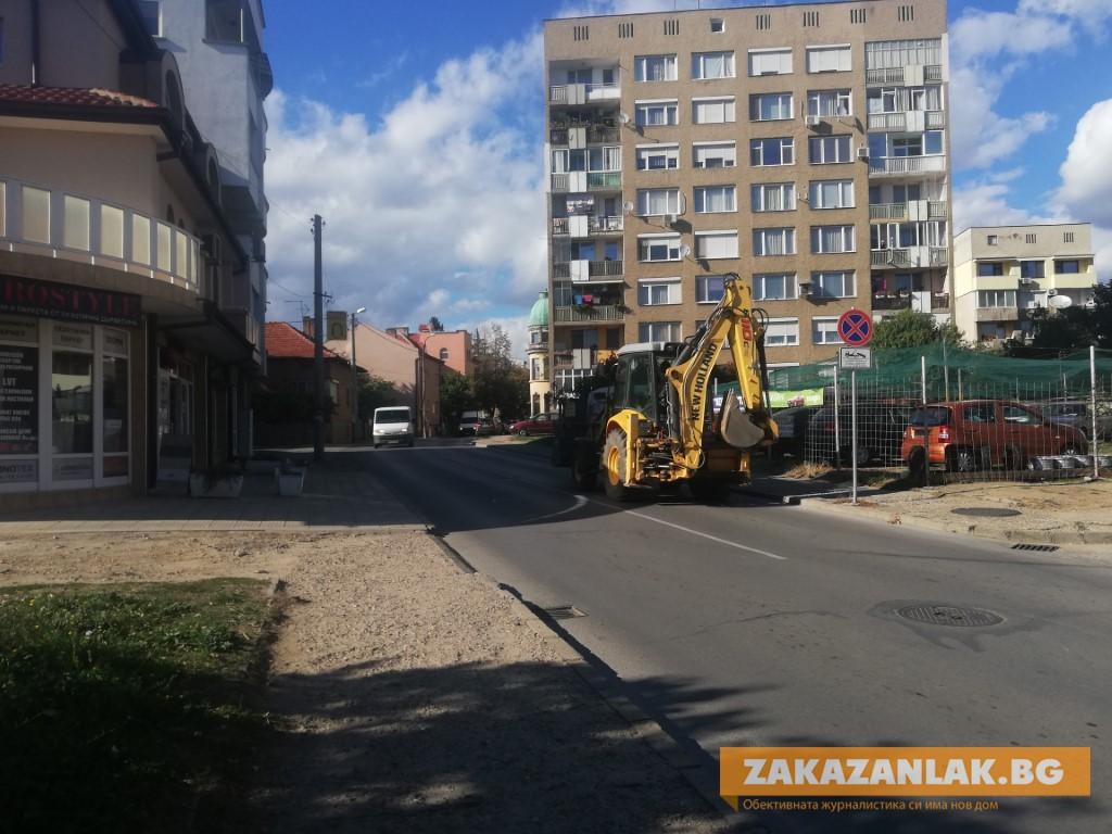"Затварят кръстовището на улиците ""Христо Ботев"" и ""Мазалат"""