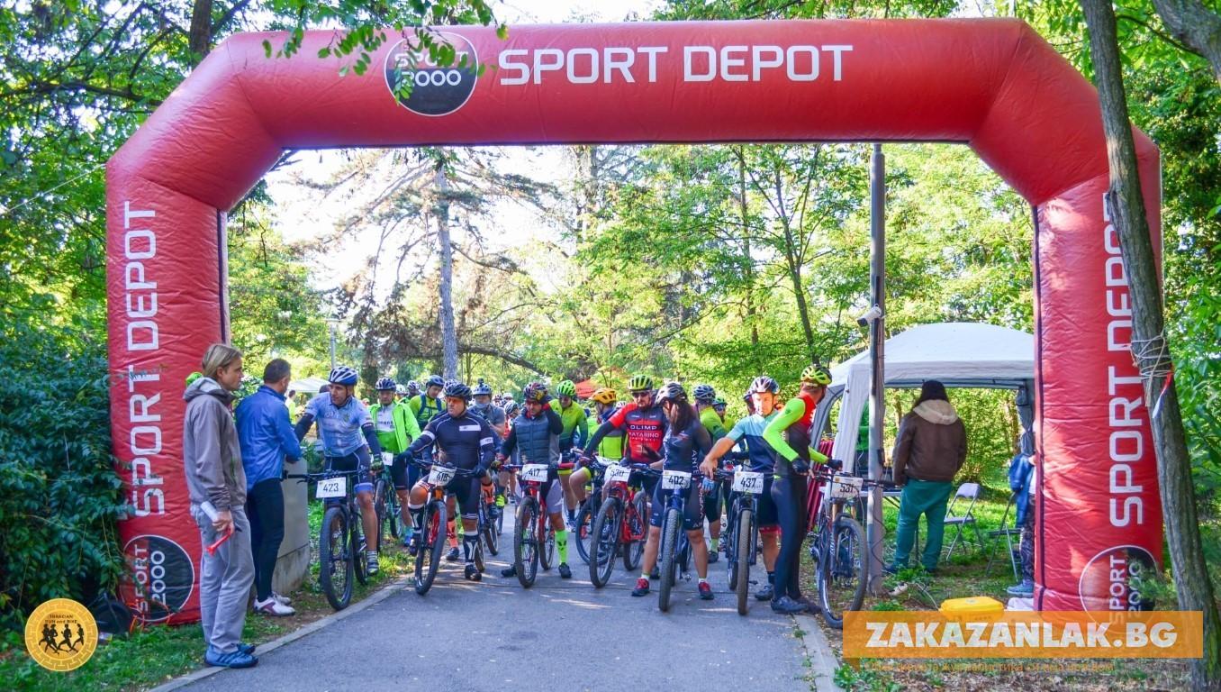 Над 200 състезатели се надпреварваха в Казанлък